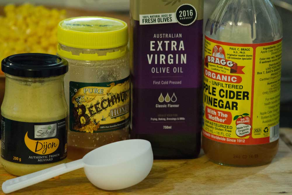 honey mustard salad dressing ingredients